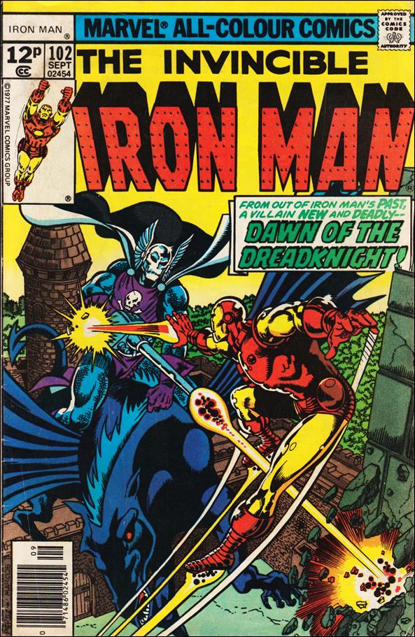 Iron Man (1968) 102-C by Marvel