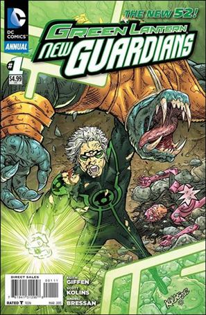 Green Lantern: New Guardians Annual 1-A