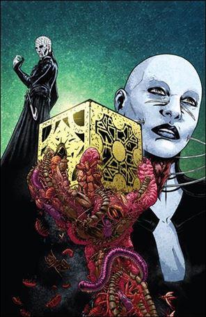 Clive Barker's Hellraiser: Bestiary 5-B