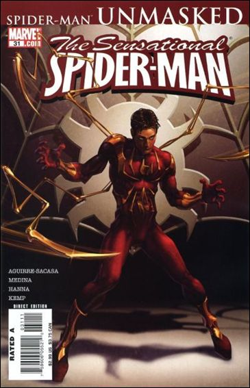 Sensational Spider-Man (2006) 31-A by Marvel