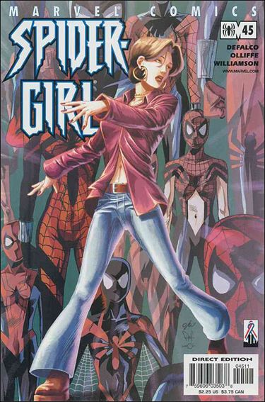 Spider-Girl (1998) 45-A by Marvel