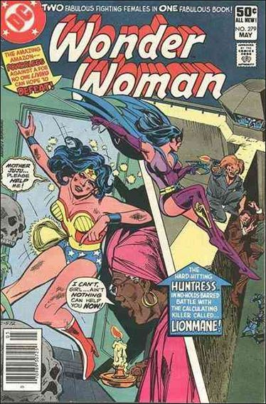 Wonder Woman (1942) 279-A by DC