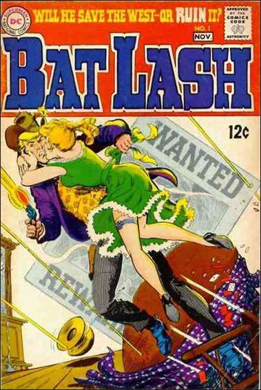 Bat Lash (1968) 1-A by DC