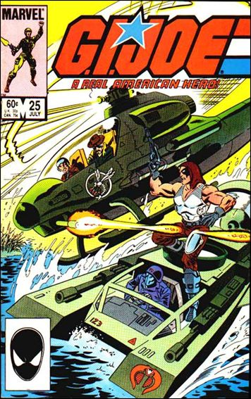 G.I. Joe: A Real American Hero 25-A by IDW