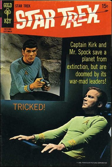 Star Trek (1967) 5-A by Gold Key