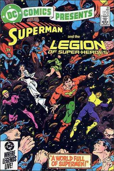 DC Comics Presents (1978) 80-A by DC