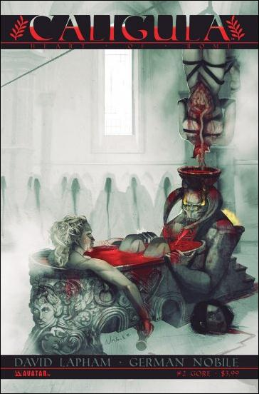 Caligula: Heart of Rome 2-C by Avatar Press