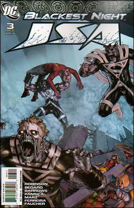 Blackest Night: JSA 3-B by DC