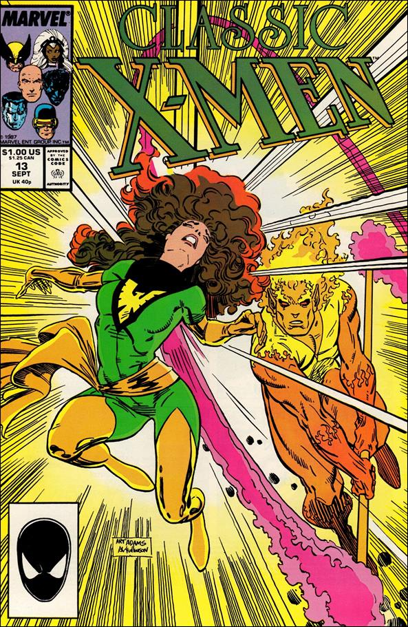 Classic X-Men 13-A by Marvel
