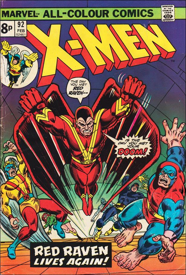 X-Men (1963) 92-B by Marvel
