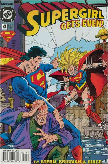 Supergirl (1994) 4-A by DC