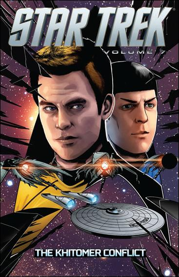 Star Trek 7-A by IDW