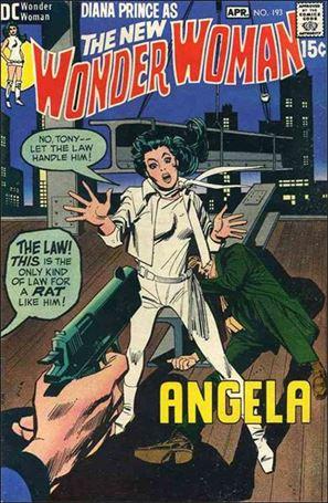 Wonder Woman (1942) 193-A