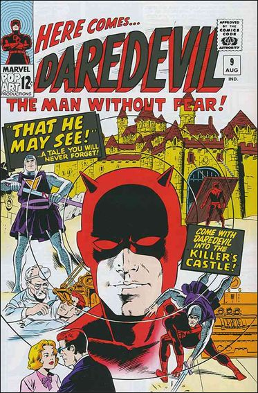 Daredevil (1964) 9-A by Marvel