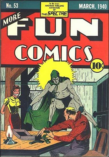 More Fun Comics 53-A by DC