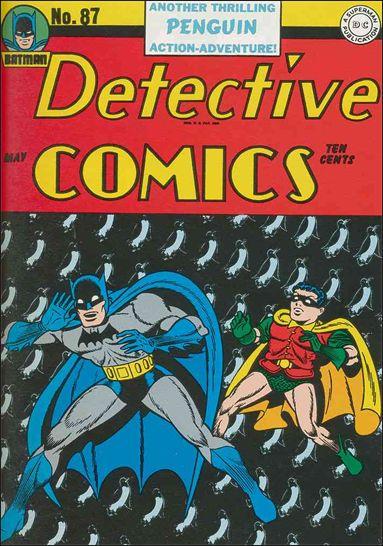 Detective Comics (1937) 87-A by DC