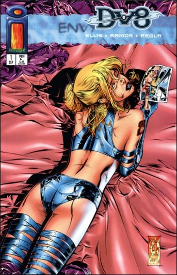 DV8 1-B by WildStorm