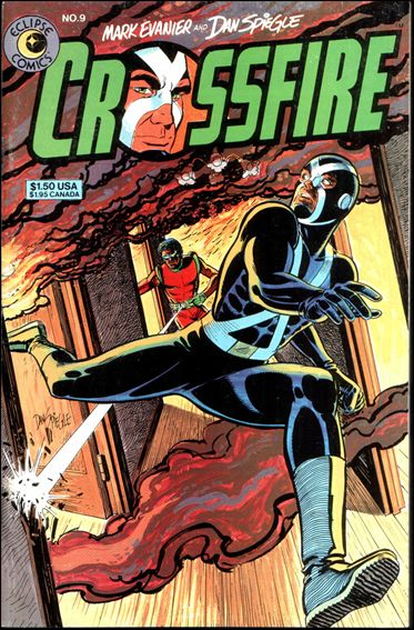Crossfire (1984) 9-A by Eclipse