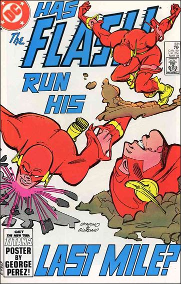 Flash (1959) 331-A by DC
