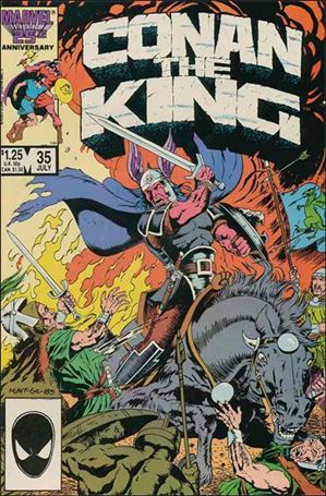 Conan the King 35-A