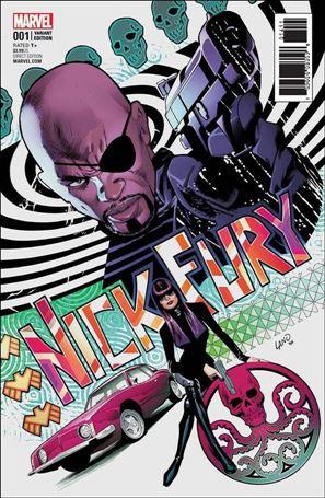 Nick Fury 1-E