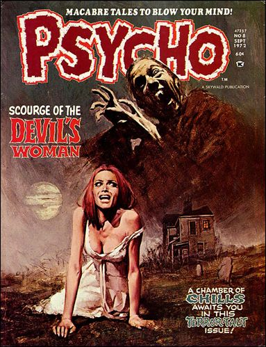 Psycho (1971) 8-A by Skywald