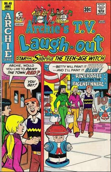 Archie's TV Laugh-Out 40-A by Archie