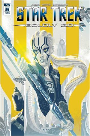 Star Trek: Boldly Go 5-A