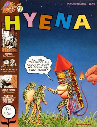 Hyena 1-A by Tundra