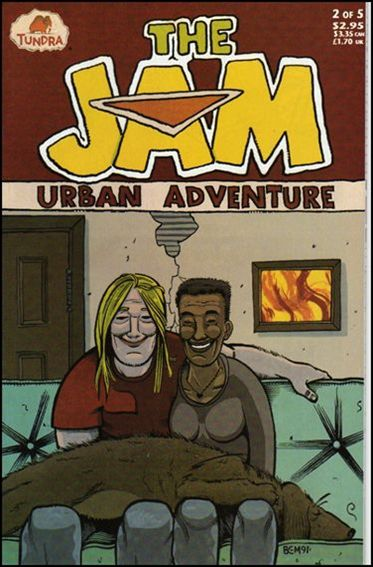 Jam: Urban Adventure 2-A by Tundra