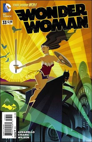 Wonder Woman (2011) 33-B