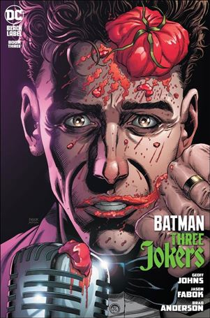 Batman: Three Jokers 3-D