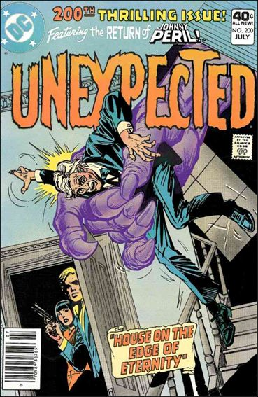 Unexpected (1968) 200-A by DC