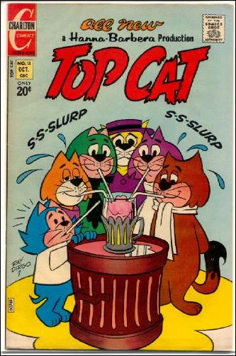 Top Cat (1970) 13-A by Charlton