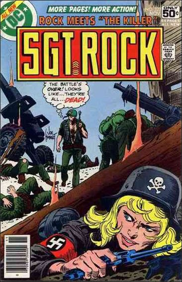 Sgt. Rock (1977) 322-A by DC