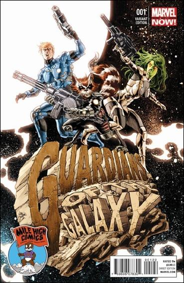 Guardians of the Galaxy (2013) 1-Q by Marvel