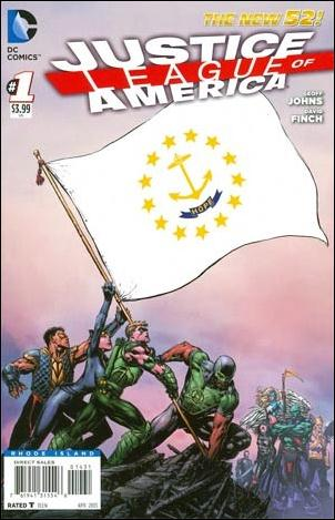 Justice League of America (2013)  1-NO by DC