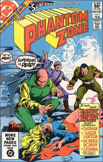 Phantom Zone 2-A by DC