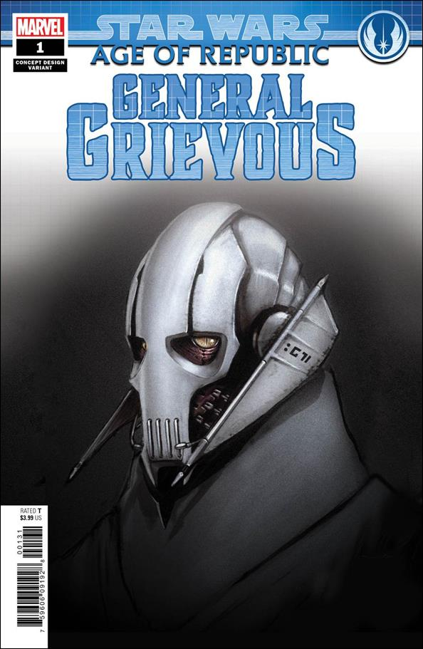 Star Wars: Age of Republic - General Grievous 1-B by Marvel