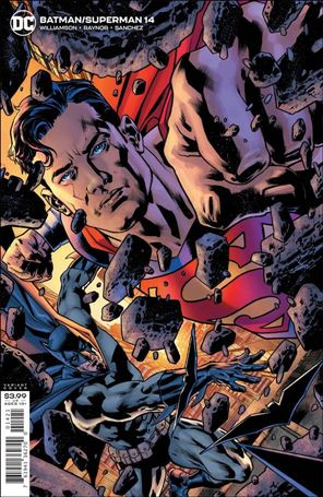Batman/Superman (2019) 14-B