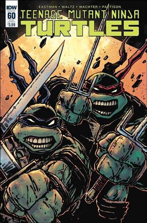 Teenage Mutant Ninja Turtles (2011) 60-B