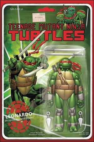 Teenage Mutant Ninja Turtles (2011) 52-F
