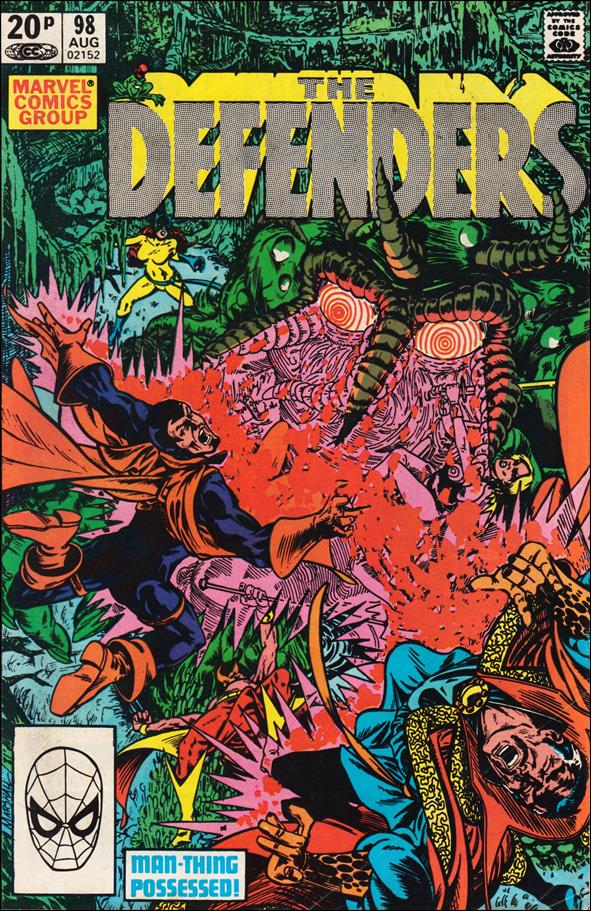 Defenders (1972) 98-B by Marvel