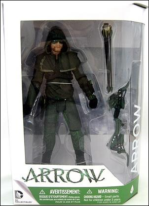 DC Comics: Arrow The TV Series Arrow by DC Collectibles