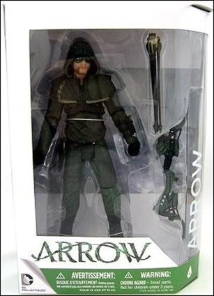 DC Comics: Arrow The TV Series Arrow