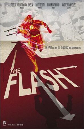 Flash (2011) 40-B