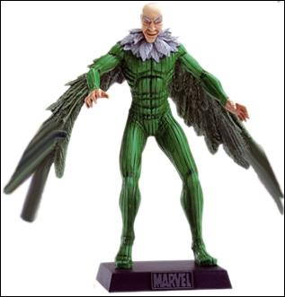 Classic Marvel Figurine Collection (UK) Vulture by Eaglemoss Publications