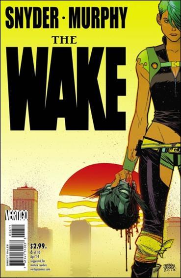 Wake (2013) 6-A by Vertigo