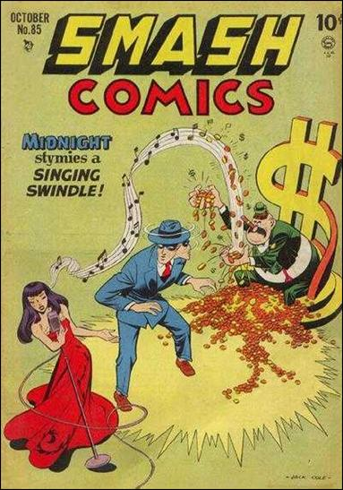 Smash Comics (1939) 85-A by Quality