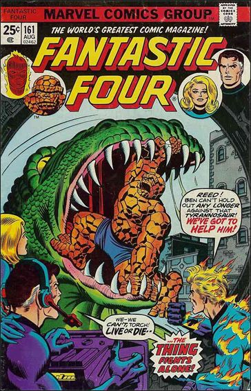 Fantastic Four (1961) 161-A by Marvel